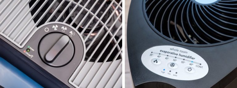 Honeywell-Vornado-comparison-for-Humidifier