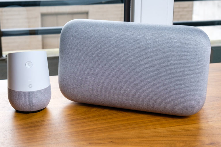 Google Home and Home Max for Smart Hub