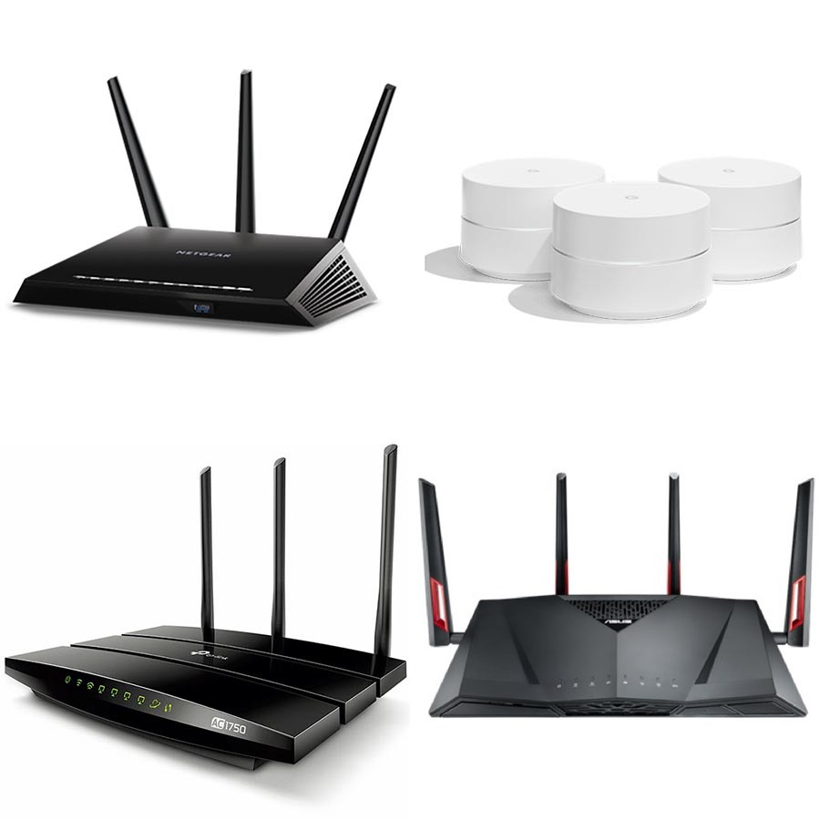 The Best Wireless Routers For 2018 N Home Router Diagram