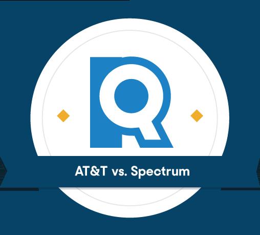 2019 AT&T vs  Spectrum | Internet | Reviews com