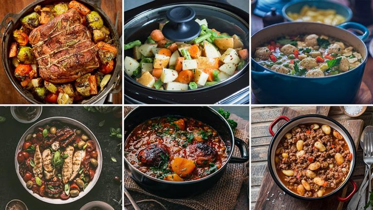 Holiday Pressure Cooker Recipes