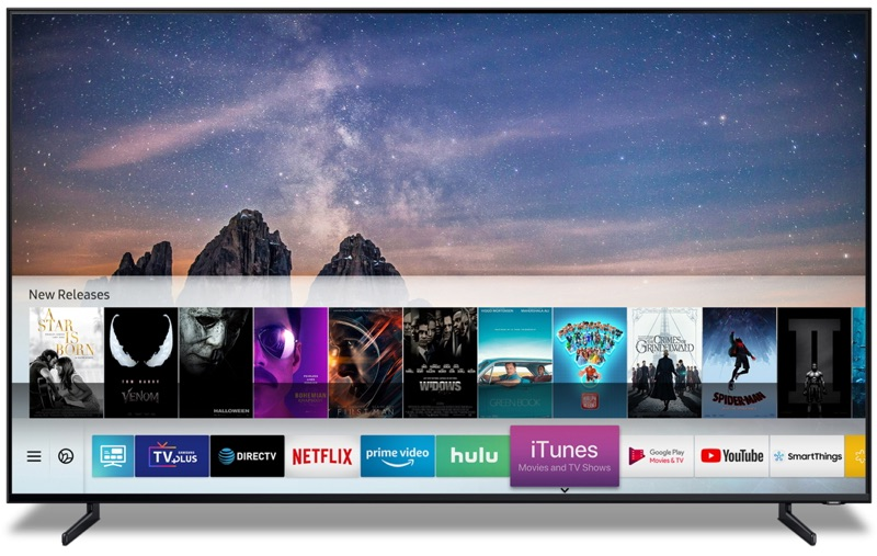 Samsung-TV_iTunes-Movies-and-TV-shows