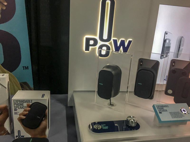 POW Expandable Speakers