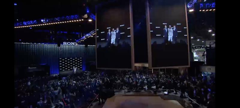 Sony CES Presentation Recap