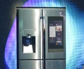 Samsung Introduces All New Family Board For Its Family Hub Refrigerator