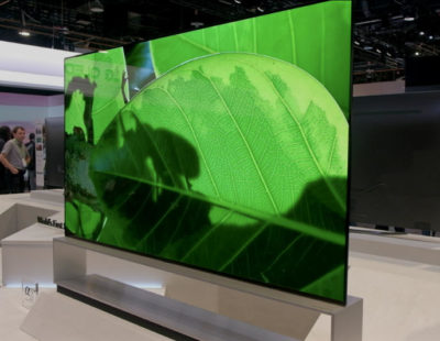 CES 2019 Recap: 8K is the new 4K