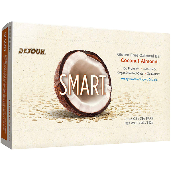 Detour SMART Bar (Coconut Almond)