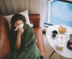 Magnified: The Common Cold Is Still Incurable, But Science Isn't Giving Up