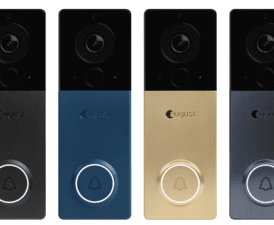 August Finally Fixes the Smart Doorbell's Biggest Problem: Looking like a Doorbell