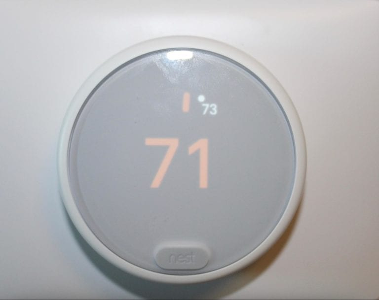 Nest Thermostat 1