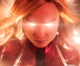 That's So '90s — The Tech of Captain Marvel