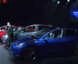 Did Tesla Really Name its Cars to be S-3-X-Y?