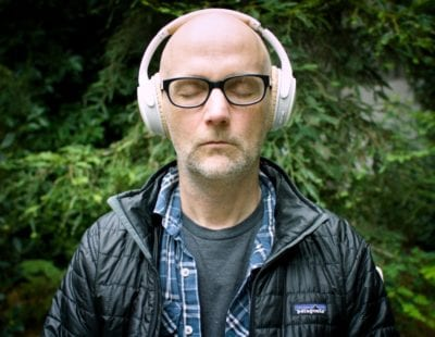 Moby Teams Up With Calm Meditation App to Help You Fall Asleep
