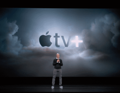 Apple Announces New Streaming TV Service