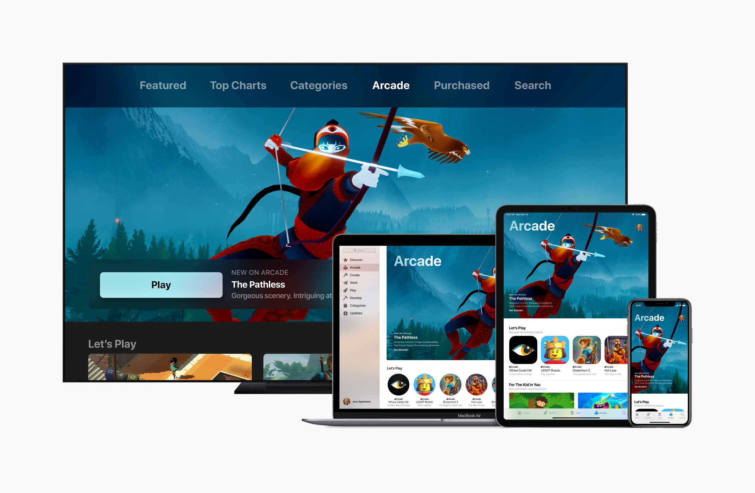 Apple-introduces-apple-arcade-apple-tv-ipad-pro-iphone-xs-macbook-pro-03252019