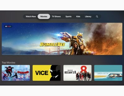 Apple wants to be your one-stop streaming shop (except Netflix)