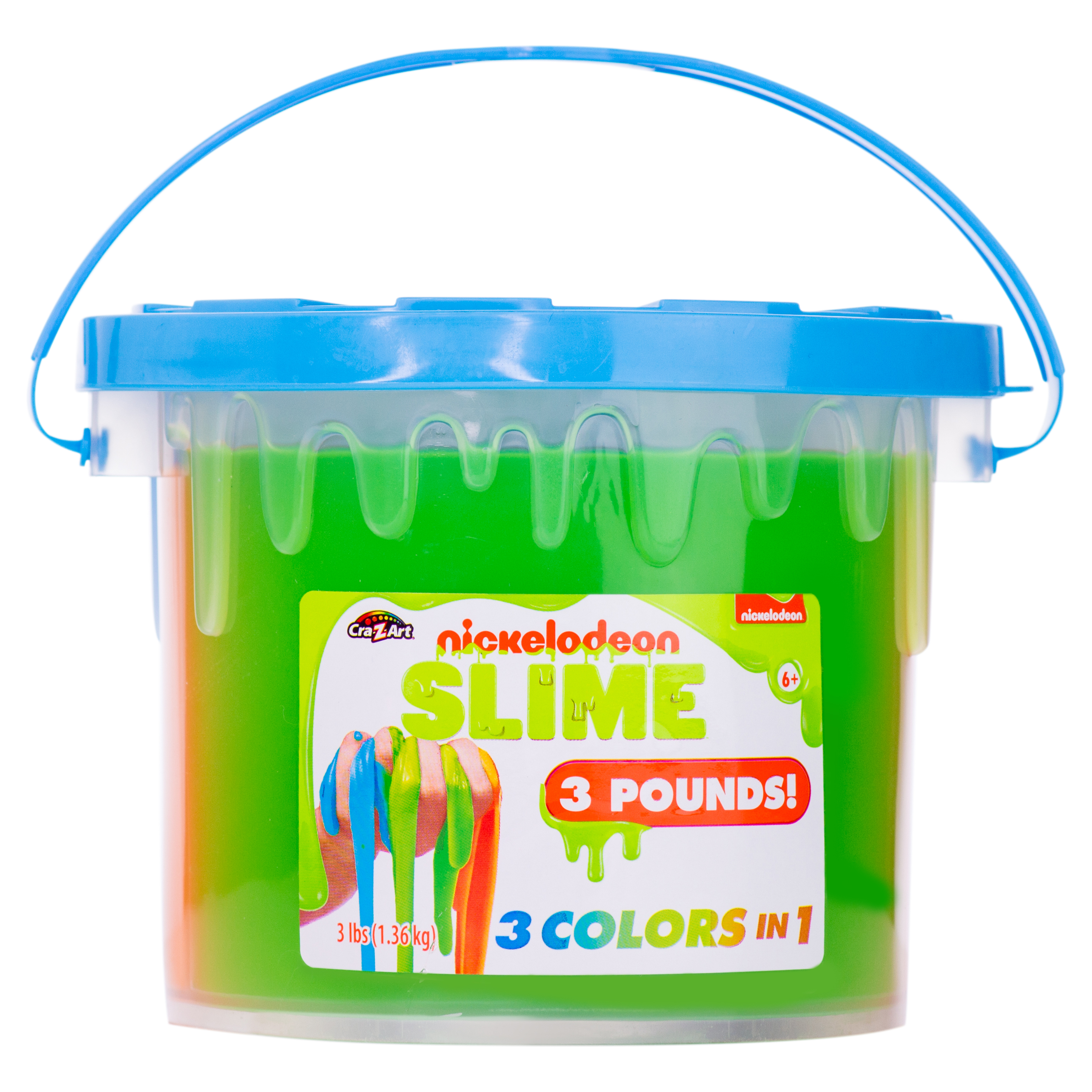 Nickelodeon Slime Bucket