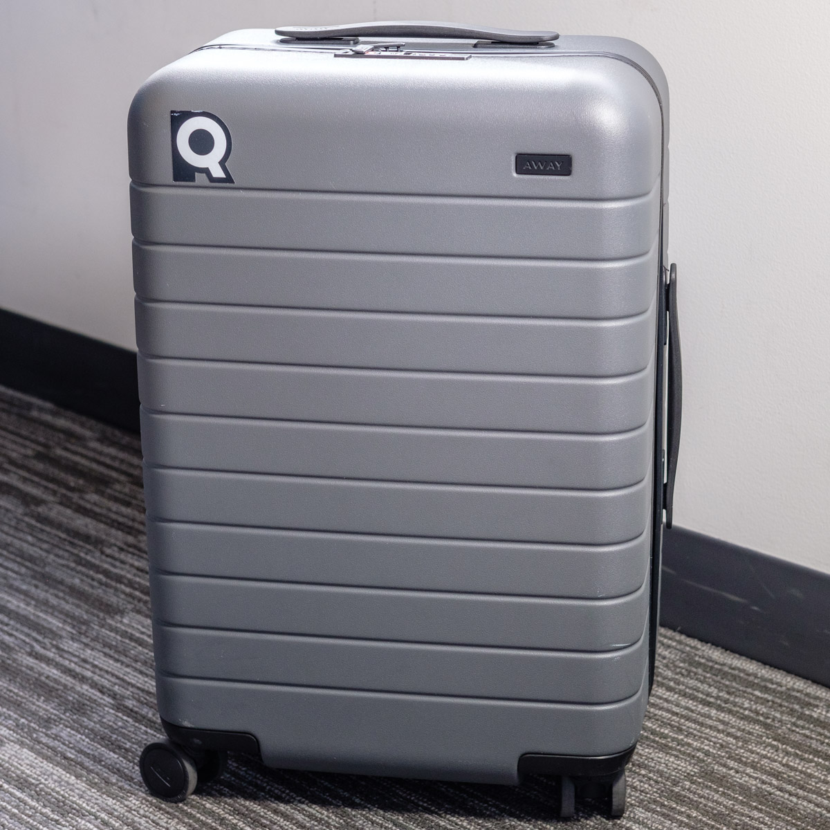 f2d5b19c8 Away Luggage Review. The ultimate travel companion. Away Bigger Carry-On