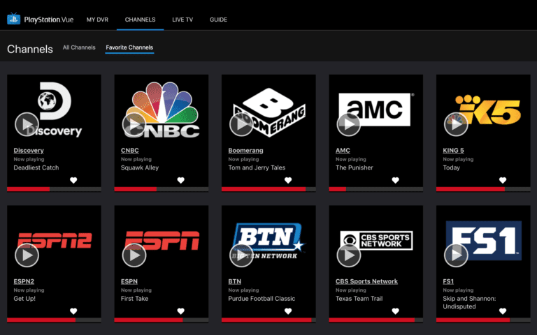 Playstation Vue Review Reviews Com
