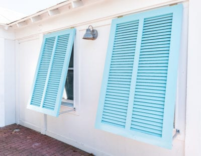 How Hurricane Shutters Can Lower Your Insurance Rate