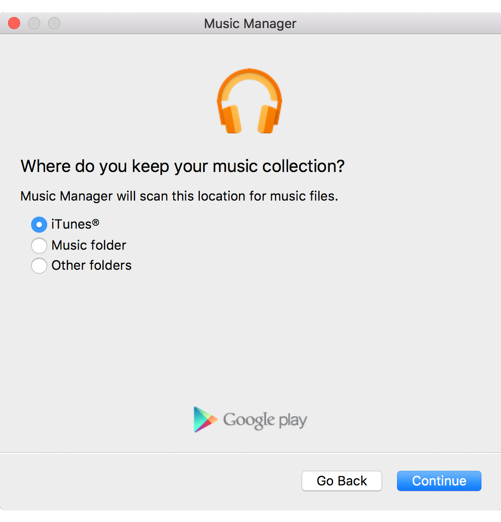 can you download google play music to itunes