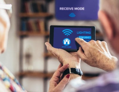 Fully Accessible Guide to Smart Home Tech for the Disabled and Elderly