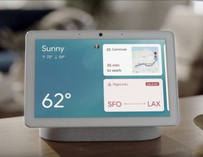 Google Merges Nest and Home Brands, Announces Nest Hub Max