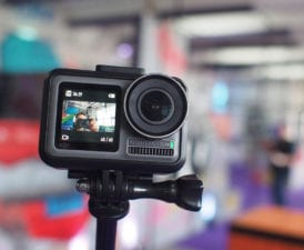 DJI Takes Aim at the GoPro Crowd With Osmo Action Cam