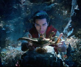 Insurance Experts Are Split Over Aladdin's Magic Carpet