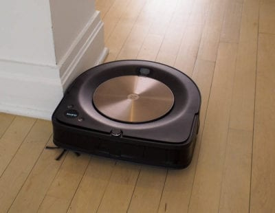 The Future of the Roomba: Robot Cleaners as a Service