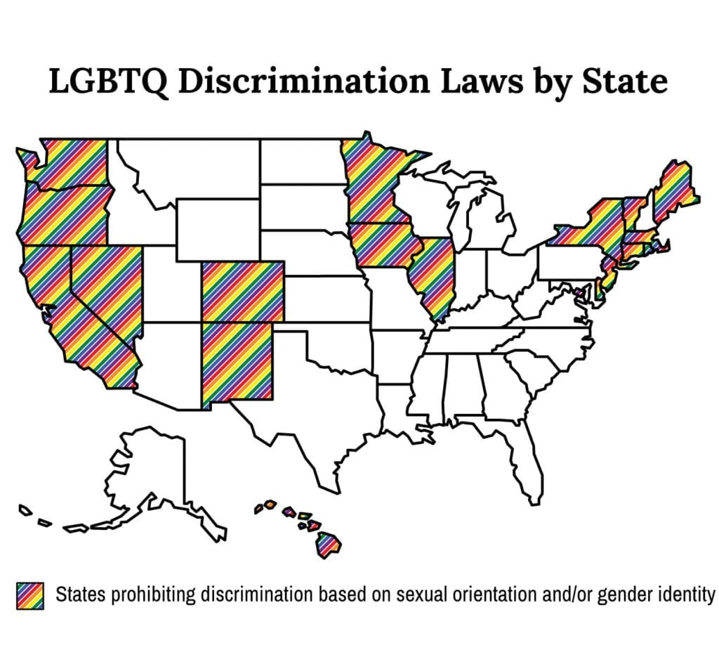 LGBTQ Discrimination Laws by State LGBTQ Home Buying Laws
