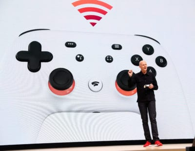 Google Stadia Wants to Make You a Gamer for $10 per Month