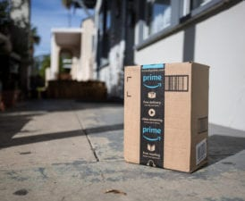 Study: Millions of Americans Have Had a Package Stolen by Porch Pirates