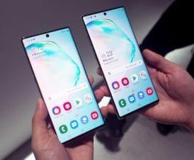 Samsung Hugs Microsoft Tighter for Stronger Services on Galaxy Note 10
