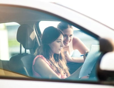 Can I Rent a Car for My Road Test?