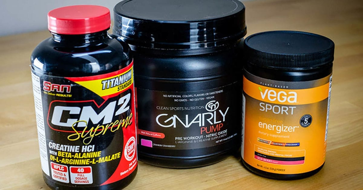 The Best Pre-Workout Supplements in 2019 | Reviews com