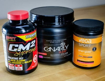 The Best Pre-Workout Supplements
