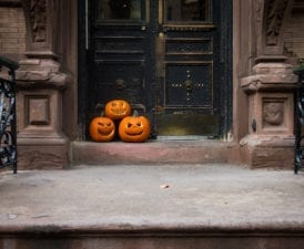 Halloween and Home Security: Protect Your Home from Real-Life Scares