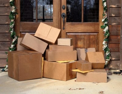 How Safe Are You From Holiday Package Theft?