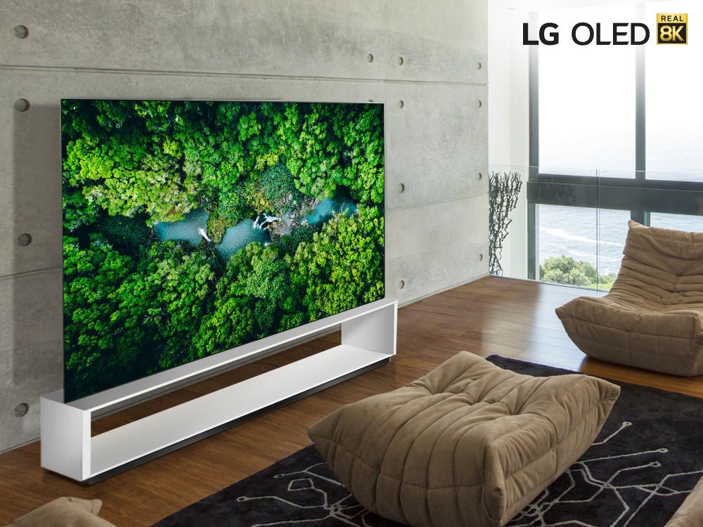 Lg-OLED-display