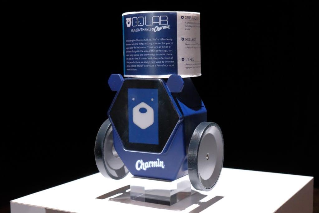 Charmin-robot