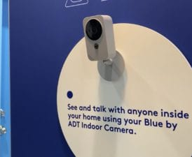 CES 2020: ADT Shows Off LifeShield-Inspired Blue by ADT