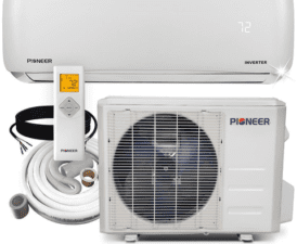 Pioneer Ductless Air Conditioner Review